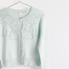 Flower openwork cardigan - Woman - Loungewear   Zara Home United States