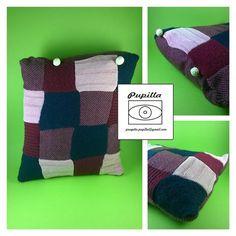Panciosi: morbidi e colorati cuscini di lana e di ProgettoPupilla