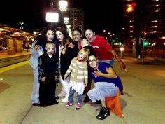 zombies family