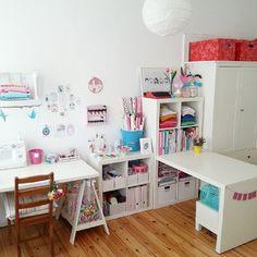 Alcune idee per organizzare al meglio il tuo studio creativo a casa!