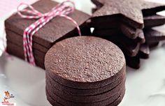 Dark Çikolatalı Kurabiyeler