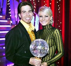 Apollo Ono and Julianne win the Mirror Ball Trophy on DWTS
