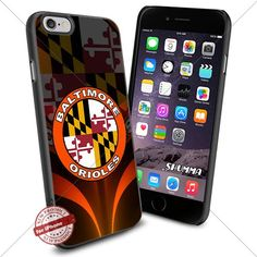 """MLB,Baltimore Orioles,iPhone 6 4.7"""" & iPhone 6s Case Cove...…"""