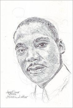 Martin Luther King http://aprilturner.jimdo.com/