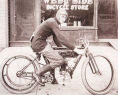1346Venice's Historical Archive | Celebrating The Crocker Motorcycle www.1346venice.com