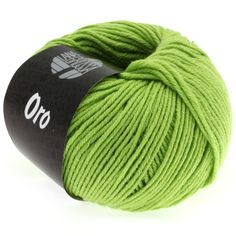 Lana Grossa ORO 06-lime green