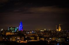 Barcelona nits d'estiu! 💙
