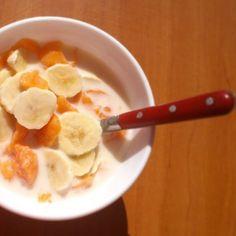 snacks dieta lanches vida saudavel blog da mimis combinou mamão, banana e iogurte. Ah! tem receita delícia de iogurte caseiro