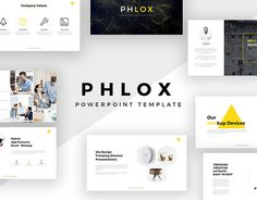 """Phlox #Minimal #PowerPoint #Template by SlidePro"" http://be.net/gallery/44186645/Phlox-Minimal-PowerPoint-Templateby-SlidePro"