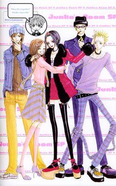 Nana,these five together? by Sayara on DeviantArt