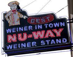 Nu-Way Best Weiner In Town