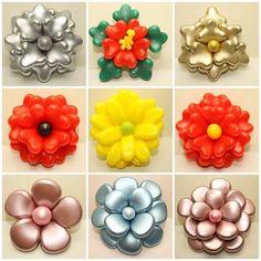 Balloon Flowers, Balloon Bouquet, Balloon Arch, Balloon Garland, Balloon Crafts, Balloon Gift, Balloon Decorations Party, Flower Decorations, Decoraciones Eid