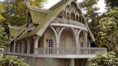 Elven Village Inn Rendered on OneRender