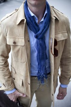 f3407c9aaa86 Be careful men what kind of beige you wear. Most men do have cool skin and  therefore you can better wear cool taupe tones instead this yellow beige.
