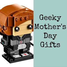 Geeky Mother's Day Gifts for Your Awesome Mom ⋆ Geek Family Life Unique Gifts For Mom, Gifts For Teens, Mother Day Gifts, Gifts For Dad, Holiday Fun, Holiday Decor, Awesome Mom, Geek Culture, Best Mom