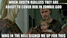 The Walking Dead funny meme Walking Dead Funny, Fear The Walking Dead, The Walking Dead Instagram, Twd Memes, Funny Memes, Dead Inside, Stuff And Thangs, Daryl Dixon, The Funny