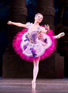 Claire Calvert, Soloist The Royal Ballet