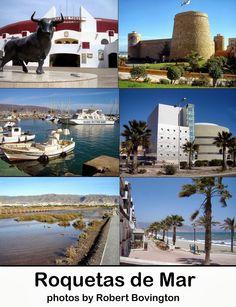 SPANISH IMPRESSIONS: Roquetas de Mar by Robert Bovington  http://bobbovington.blogspot.com.es/2013/09/roquetas-de-mar.html