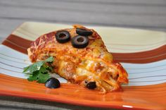 The Changeable Table: Stacked Enchilada Dutch Oven Pie