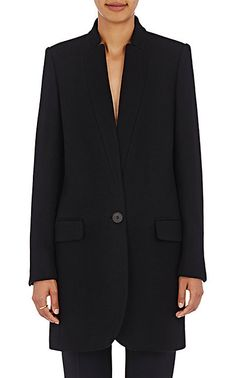 We Adore: The Bryce Wool-Blend Coat from Stella McCartney at Barneys New York
