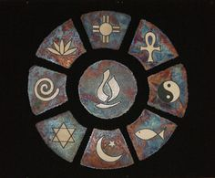 Unitarian-world religions chalice We Are All One, We Are The World, That Way, Christian Organizations, Unity In Diversity, Religious Education, World Religions, Circle Of Life, Magick