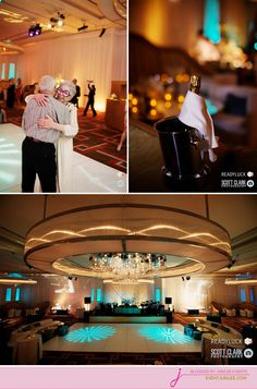 engage!12 Mandarin Oriental Las Vegas event details Gala
