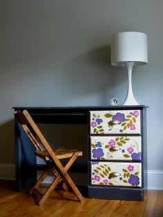 Many amazing up-cycled furniture pieces for inspiration...can't wait to get started.
