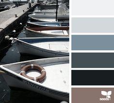 Color Docked - http://www.design-seeds.com/sea/color-docked