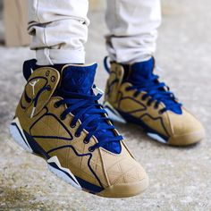 "Air Jordan 7 Retro J2K ""Filbert"""