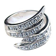 Fashion Tornado Rings