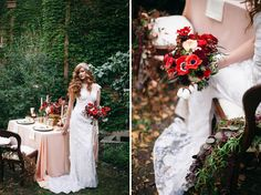 Vintage Gatsby Inspired Wedding Dresses - Wedding Party