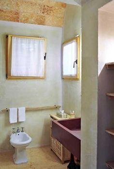 Masseria Picca Picca - scorcio bagno