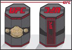 Trabalho de Faculdade - Objetivo era Criar um perfume com uma Marca nova no mercado, eu escolhi o UFC. O Professor curtiu a idéia e tirei 10.