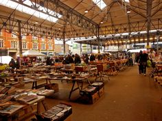 Preston flea market today | by 70023venus2009