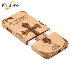 Cheap for iphone, Buy Quality phone cover directly from China cover for iphone 6 Suppliers: KISSCASE For iPhone 6 plus 5 SE Cover Hard Case Bamboo Wooden Phone Cover For iPhone 6 Case Back Cover Coque Shell Iphone 6, Iphone Cases, Wooden Phone Case, Wooden Case, S5 Mini, Shell, Iphone Accessories, Iphone Models, Samsung Galaxy S6