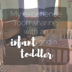 My Experience Room Sharing with an Infant and a Toddler