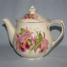 Royal Doulton Orchids Teapot