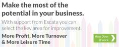 Make the most of the potential in your business.  Every business has the possibility of improvement and you as the business owner or key member of staff will drive that improvement