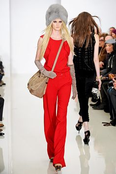 Favorite day outfit from Rachel Zoe's Fall 2012 collection.