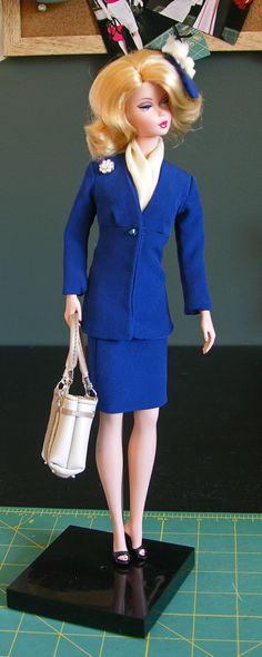 Silkstone - Navy Blue Suit Sold on Ebay