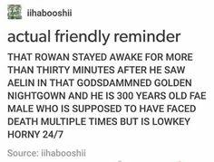 Actual friendly reminder!!