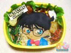 Conan bento  #bento #弁当 #lunchbox