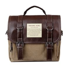 Men Bags Messenger Casual Men's Travel Bag Canvas Clutch Crossbody Bags Shoulder Handbags Men Vintage Back Pack Bags
