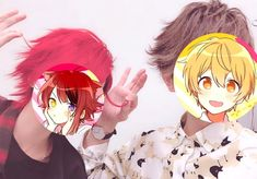 Vocaloid, My Idol, Prince, Anime Art, Singer, Face, Twitter, Strawberry, Anime Girls