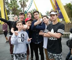 magcon at six flags