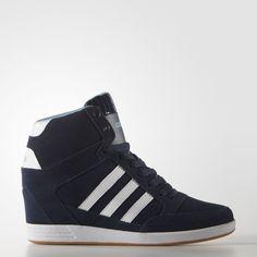 cheap for discount 3773d 24f15 Женские кроссовки Adidas Neo Super Wedge W AW4847 Adidas Mænd, Herresko