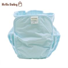 Super Sales!Hello Baby Bamboo Cotton Baby Diaper Cover