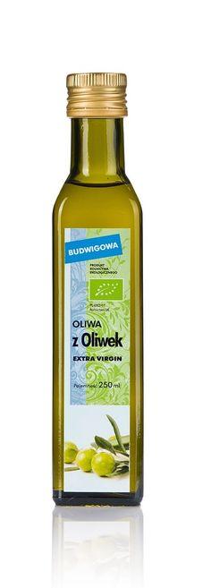 Oliwa z oliwek EKO Pure Leaf Tea, Pure Products, Drinks, Bottle, Drinking, Beverages, Flask, Drink, Jars