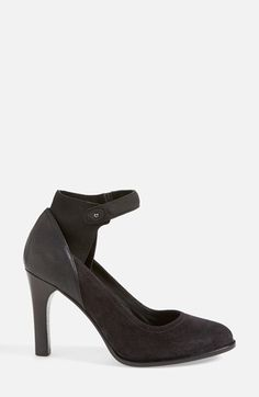I like this pump concept wth the clearly delineated ankle strap. rag & bone 'Albion' Pump (Women) (Pop-In Exclusive) | Nordstrom