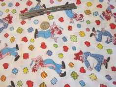 Vintage, collectible, Raggedy Ann and Andy